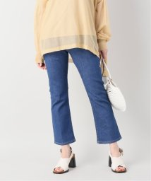 journal standard  L'essage /【THE NEWHOUSE/ザ ニューハウス】TNH CROP FLAIRED JEAN:デニム/503019753