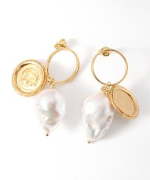 journal standard  L'essage /【HERMINA ATHENS/ ヘルミナ アテネ】HERCULES LOST SEA BAND EAR:ピアス/503019758
