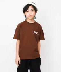 GLORIES LINE/ロゴポケット付きビッグTシャツ/503020131