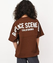 GLORIES LINE/バックプリントビッグTシャツ/503020133