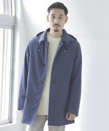 BEAMS MEN/Traditional Weatherwear × BEAMS / 別注 DERBY HOOD ステンカラーコート/503021851