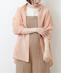 mjyuka/GLOSSYSHEERシャツ/503022227