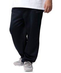 MARUKAWA/【SPALDING】スポルディング 大きいサイズ メンズ ブリスタージャージ 裏起毛 ストレートパンツ/502611775