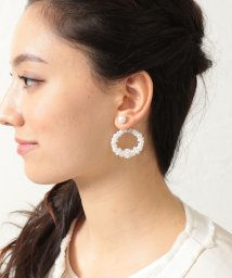 TO BE CHIC/フロステッドピアス/502825693