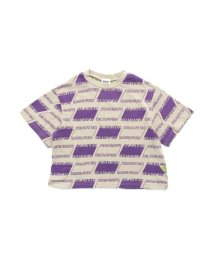 BREEZE/ロゴパターンTシャツ/502878905