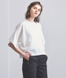 UNITED ARROWS/<SACRA(サクラ)>スリットスリーブ Tシャツ/502952776