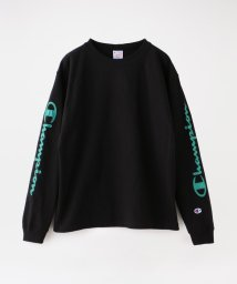 LOVELESS MENS/【Champion】MEN REVERSE WEAVE LONG SLEEVE T-SHIRT C3-R404/502962480
