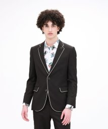 LOVELESS MENS/【Education from Youngmachines】シルクブレード ジャケット/502967444