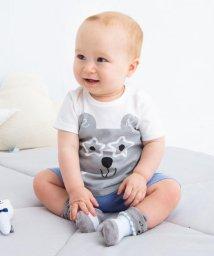 e-baby/天竺クマTシャツ+パンツセット/502970983