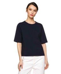 BENETTON (women)/ヘビーコットンオーバーサイズTシャツ・カットソー/502974147