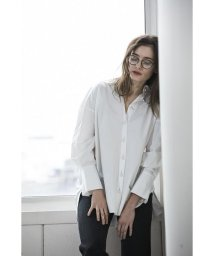 Emma Taylor/PEARL BUTTON BLOUSE/502976155