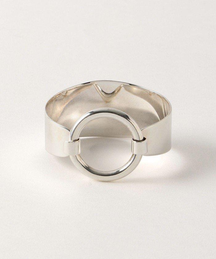【40%OFF】 ラブレス WOMEN バングル Sidiner bracelet large brass silver BRS4178 レディース シルバー X 【LOVELESS】 【セール開催中】