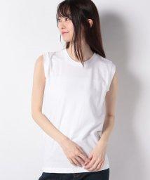 JNSJNL/【HANES】JAPANFITスリーブレスホワイト/503002741