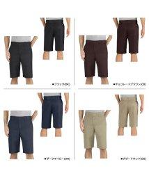 Dickies/ディッキーズ Dickies ハーフパンツ パンツ ショートパンツ メンズ 11inch REGULAR FIT WORK SHORT ブラック グレー ダーク/503010861
