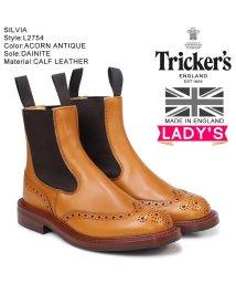 Tricker's/トリッカーズ Trickers レディース サイドゴアブーツ SILVIA L2754 4ワイズ/503018083