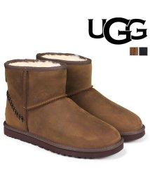 UGG/UGG アグ ムートンブーツ メンズ クラシック ミニ MENS CLASSIC MINI DECO 1003945/503018110