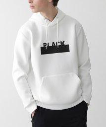 BLACK LABEL CRESTBRIDGE/エンボスロゴフーディー/503022978