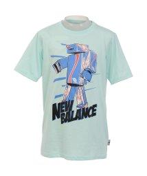 New Balance/ニューバランス/キッズ/グラフィック ショートスリーブ Tシャツ/503023911