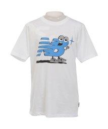 New Balance/ニューバランス/キッズ/グラフィック ショートスリーブ Tシャツ/503023917