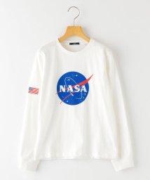 SHIPS KIDS/SHIPS KIDS:NASA グラフィック TEE(145~160cm)/503024114