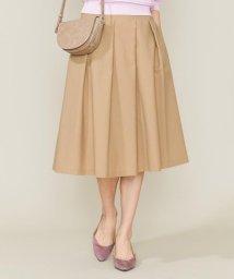 KUMIKYOKU(S SIZE)/【洗える】ライトカラースカート/503024163