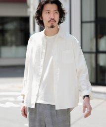 URBAN RESEARCH Sonny Label/【WEB限定】クールリネン長袖シャツ/503024351