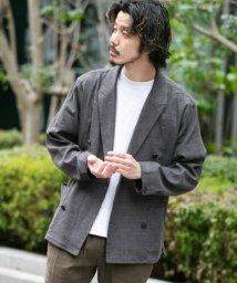 URBAN RESEARCH Sonny Label/リネンワイドダブルジャケット/503024355