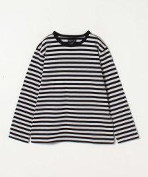 agnes b. FEMME/J008 TS ボーダーTシャツ/502906595