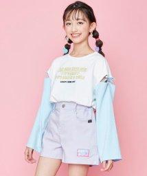 JENNI love/袖配色ロンT/502991065