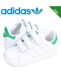 adidas/アディダス オリジナルス adidas Originals スタンスミス ベルクロ スニーカー キッズ ベビー STAN SMITH CF I ホワイト 白 B/503003275