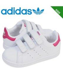 adidas/アディダス オリジナルス スタンスミス ベルクロ キッズ ベビー adidas Originals スニーカー STAN SMITH CF I BZ0523 ホ/503003276