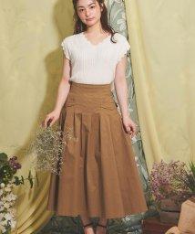 Noela/バックリボンミリタリースカート/503010251