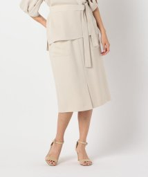 NOLLEY'S sophi/フラップポケットタイトスカート/503011205