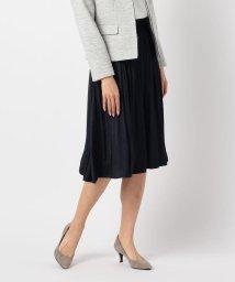 NOLLEY'S/ドレープサテンスカート/503011224