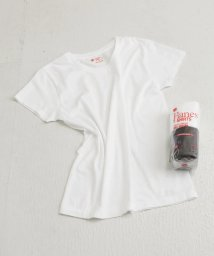 green label relaxing/[ヘインズ] SC Hanes Japan Fit ショートスリーブ 2P セット Tシャツ/503012821