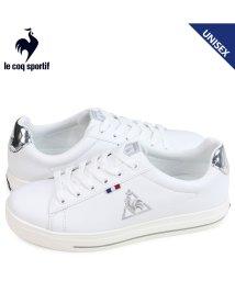 lecoqsportif/ルコック スポルティフ le coq sportif スニーカー テルナ バウンド コート メンズ レディース TELUNA BOUND COURT ホワイト /503016768