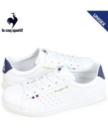 lecoqsportif/ルコック スポルティフ le coq sportif スニーカー メンズ レディース LA ローラン LA ROLAND LE ホワイト 白 QMT-7314W/503016848