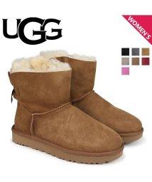 UGG/UGG アグ ムートン ブーツ ミニ ベイリー ボウ 2 MINI BAILEY BOW 1016501 レディース/503018345