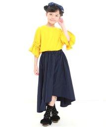 UNICA/【2020春夏】フレアキュロットスカート 110~140/503023734