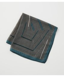 AZUL by moussy/STRIPE PANEL SCARF/503024907