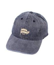 DOUBLE NAME/フラック刺繍CAP/503025708