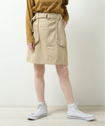 DOUBLE NAME/立体ポケ台形スカート/503025712