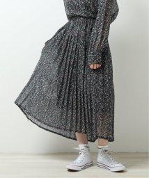 DOUBLE NAME/イレヘムプリーツスカート/503025713