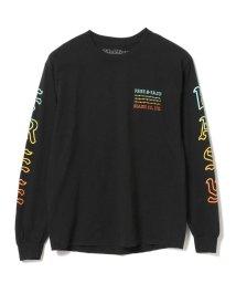 BEAMS MEN/FREE&EASY × BEAMS / 別注 ロングスリーブTシャツ/503026237