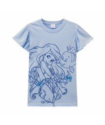 MAC HOUSE(kid's)/Disney ディズニー ガールズ プリンセスTシャツ 326107095/503026302