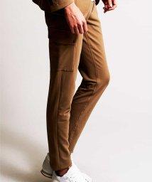 MICHEL KLEIN HOMME/【Safari5月号掲載】【洗える】パンツ(ベアインレイ)/502932879