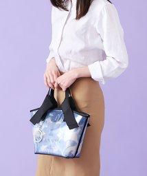 LANVIN en Bleu(BAG)/ブーケ 2wayトートバッグ/502999266