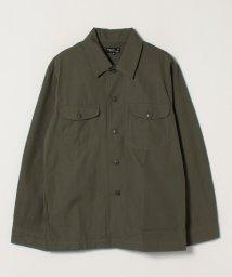 agnes b. HOMME/UP46 CHEMISE ワークシャツジャケット/503014460