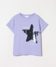 To b. by agnes b./WK23 TS エトワールスパンコールTシャツ/503020115