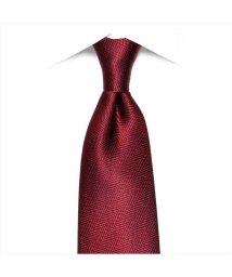 BRICKHOUSE/ネクタイ 絹100% エンジ系 無地柄 ビジネス フォーマル/503028320